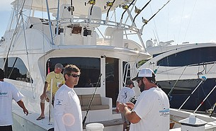 Supplied photo courtesy of the Cape Fear Blue Marlin Tournament. The 41st annual Cape Fear Blue Marlin Tournament will be held May 28-31.