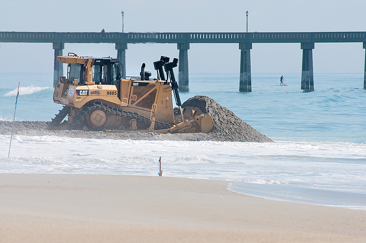 Beach Renourishment Project A