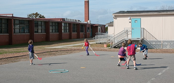 Lumina News file photo. If approved, the $160 million school bond on this November's ballot will fund a $7.3 million project to renovate and expand Wrightsville Beach School facilities.