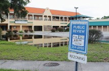 Staff photo by Cole Dittmer. The city of Wilmington Planning Commission will review the initial zoning of the 12.2-acre Galleria property as Urban Mixed-Use on Wednesday, Aug. 6, after it was deannexed by the town of Wrightsville Beach and annexed by Wilmington.