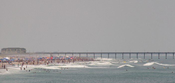 Possible swimming advisory for Wrightsville
