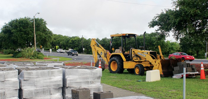Landscaping changes coming to both sides of bridge