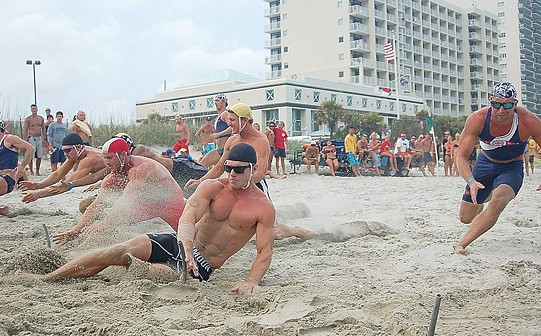 Wrightsville Beach Ocean Rescue sweeps South Atlantic lifeguard competition