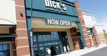 Staff photo by Cole Dittmer. Shoppers come and go from the grand opening of Wilmington's second Dick's Sporting Goods location in Mayfaire Community Center Friday, Sept. 5.