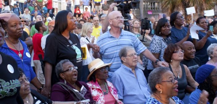 Moral Monday rally comes to Wilmington