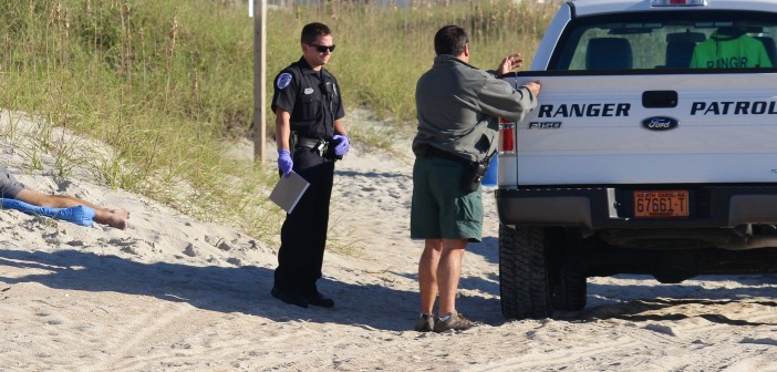 UPDATE: Dead man found on Wrightsville identified