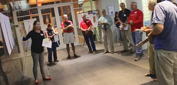 Public, committee discuss Masonboro management