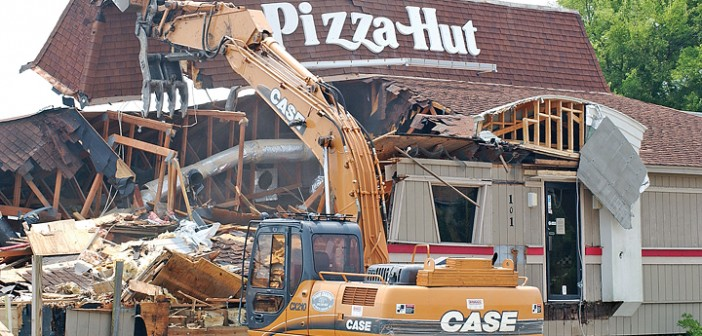 Ten Years After: The Hut bites the dust