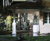 Fire department turns house into training ground