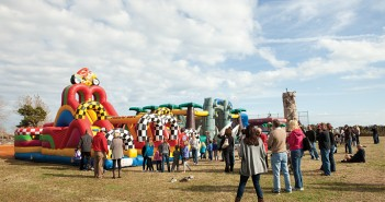 Lumina News file photo. The North Carolina Holiday Flotilla Day in the Park brought an estimated 10,000 guests and 110 vendors to Wrightsville Beach Park Nov. 30, 2013.