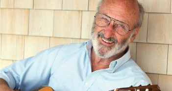 Supplied photo by Sally Farr. Noel Paul Stookey will perform with the Wilmington Symphony Orchestra Saturday, Nov. 22 at the University of North Carolina Wilmington's Kenan Auditorium.