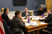 Staff photo by Cole Dittmer. The New Hanover County Board of Elections met with county staff to discuss an elections protest during a Nov. 20 special meting.