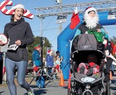 Holiday characters race in Wrightsville
