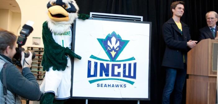 UNCW unveils new athletic logo
