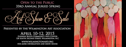 Wilmington Art Association accepting submissions for Spring Art Show