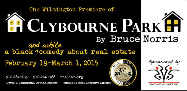 "Award winning ""Clybourne Park"" playing at Red Barn Studio Theatre through Sunday, March 1"
