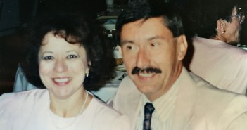 Diane and Bill McNevich. Photo courtesy Lower Cape Fear Hospice.