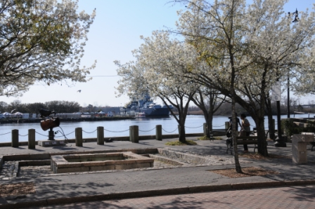 City council lays foundation for new Waterfront Park