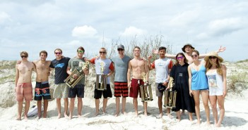 UNCW surf team clinches second in East Coast championship
