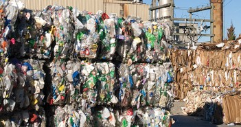 Lumina News file photo. New Hanover County commissioners approved an agreement Monday paving the way for Sonoco to set up a recycling facility in the shuttered WASTEC plant.