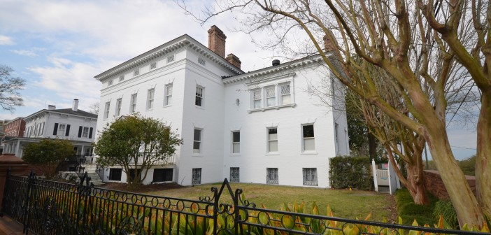 Dudley Mansion owners, restoration contractor top list of Historic Wilmington Foundation Preservation Awards