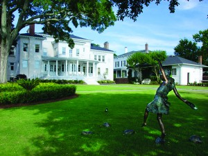 The Governor Dudley Mansion, 400 S. Front St., is the subject of a Historic Wilmington Foundation lecture presented by restoration architect Bruce Bowman, Wednesday, May 13, 6:30 p.m. First Presbyterian Church, Cameron Center, 207 S. Third St.
