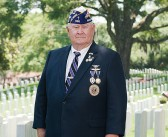 Purple hearts, Vietnam vets to gather at National Cemetery ceremony