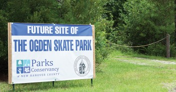 Many unaware of improved New Hanover park system