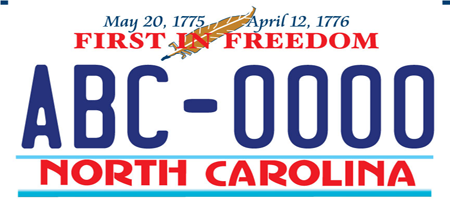 State unveils new license plate