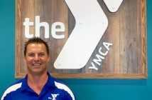 Wilmington Family YMCA membership director Patrick O'Brien. Photo courtesy of YMCA.