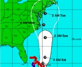 Wrightsville Beach officials watching Joaquin, making early preparations