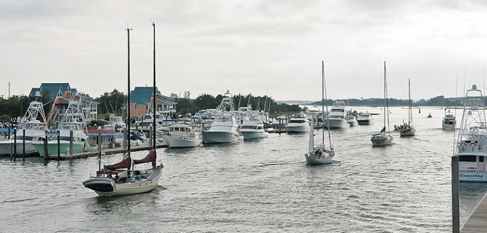 Transient boaters help lift marinas, local economy during fall months