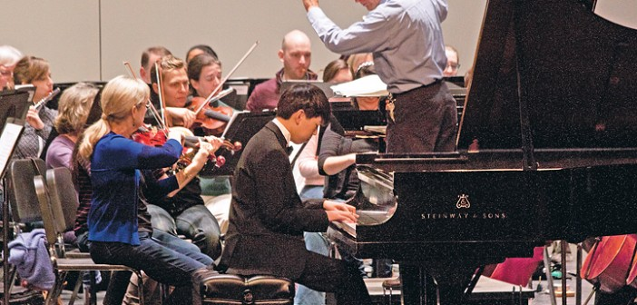Hoggard students bring youthful outlook to Wilmington Symphony Orchestra