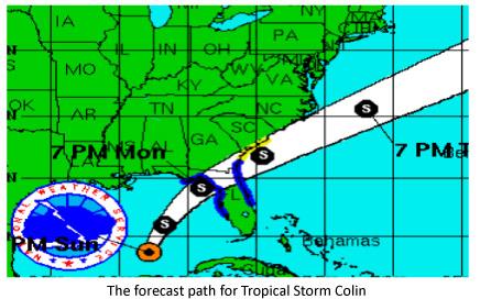 Storm colin forecast 10 day forecast : Bitcoin etf eur