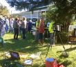 Third annual plein air art show at Wrightsville Beach Museum of History on Oct. 22. Photo by Alexandra Golder.
