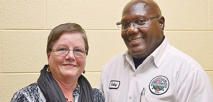 Town employees celebrate 25 years of service