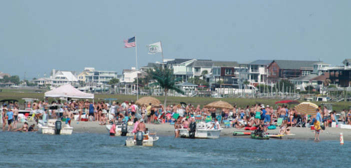 No Palm Tree Island party this year, but police still out to enforce drinking laws