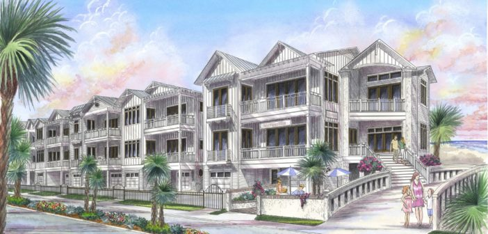 Retail unit slated for Atlantic View development in Wrightsville Beach