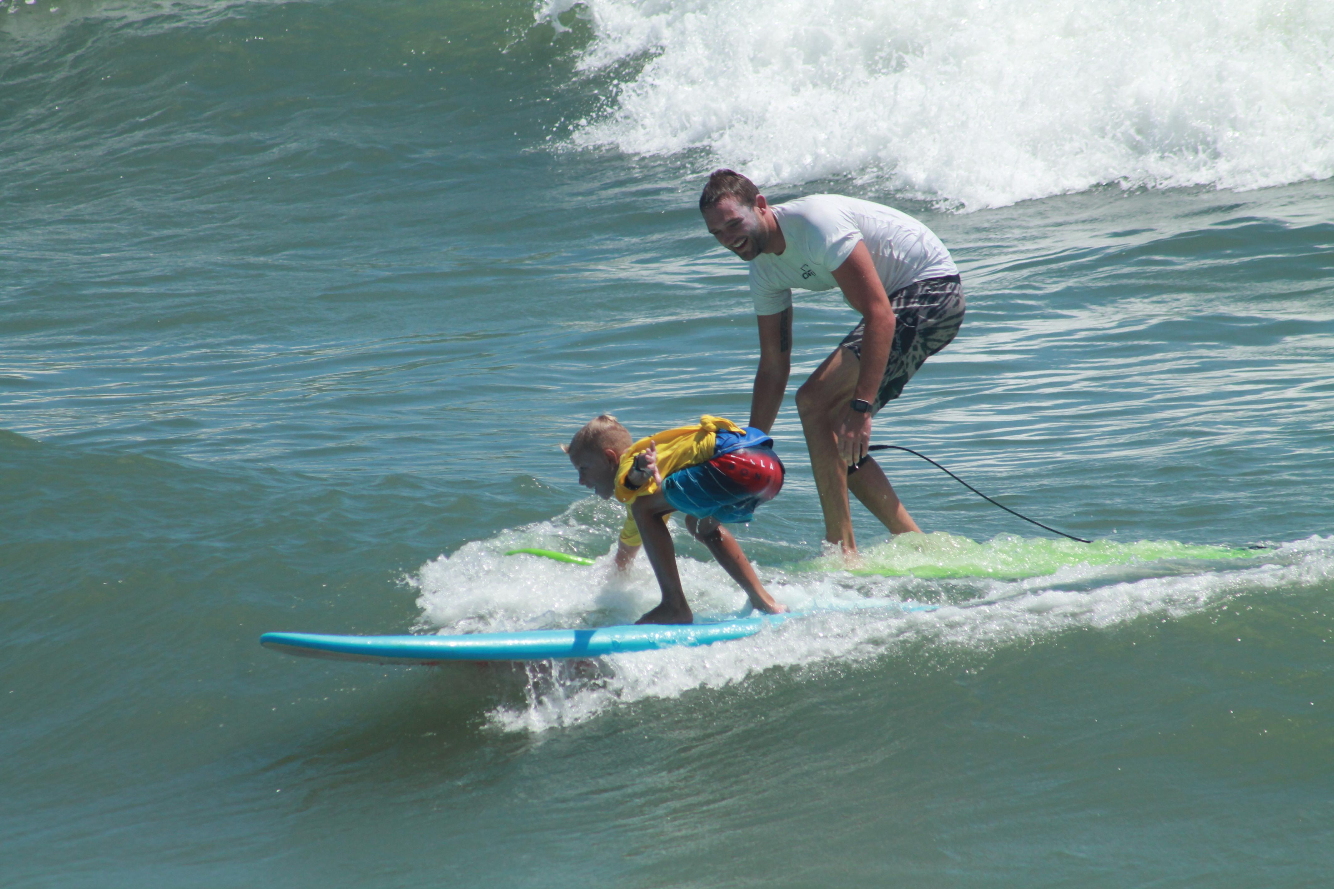 SC surfers take top spots at pro am surf fest - Lumina News