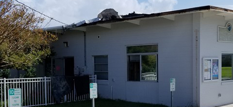 Wrightsville Beach assesses damage to town structures, gives employees bonus for hurricane work
