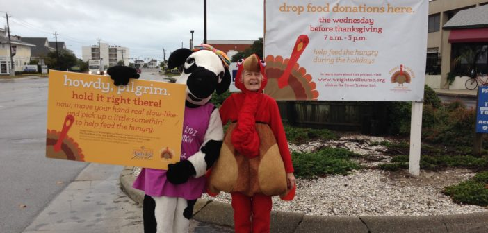 Street Turkeys of Wilmington food drive this Wednesday
