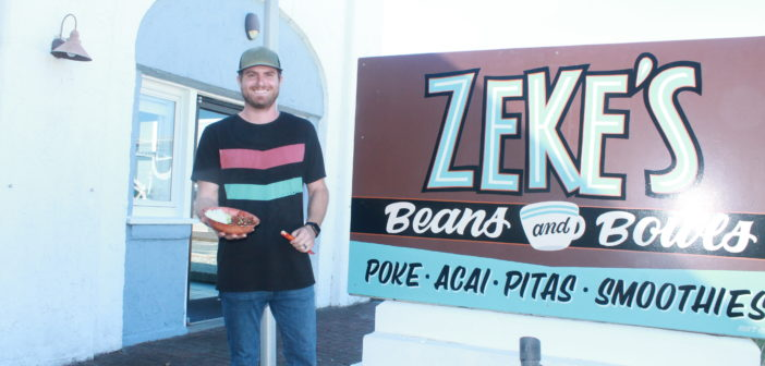 New Wrightsville Beach cafe Zeke's brings Hawaiian tastes to WB