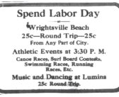Evidence shows first East Coast surfing contests were held in Wrightsville Beach