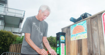 Local organization boosts Wrightsville Beach, county cigarette butt recycling efforts