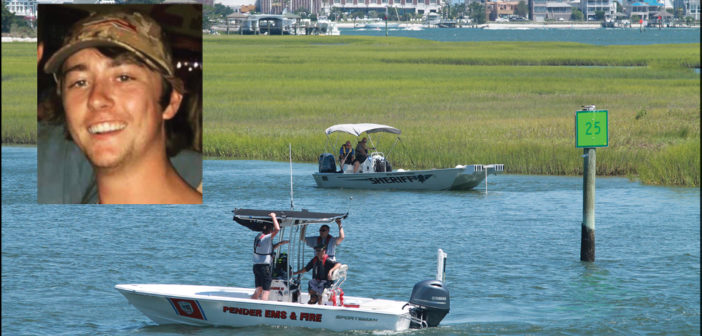 Missing swimmer's body found in waters near Wrightsville Beach