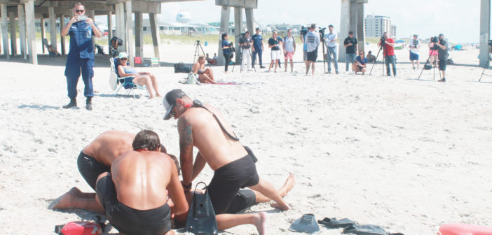 Wrightsville Beach lifeguards, Coast Guard emphasizes rip current safety