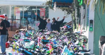 PHOTOS: 792! Jimmy's Wrightsville Beach Toys for Tots bike fundraiser again smashes previous record