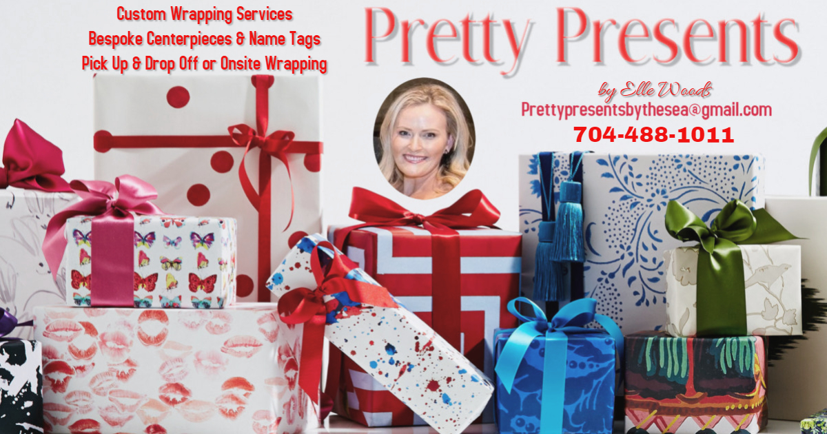 Pretty Presents Gift Wrapping Service Makes Christmas A Breeze Lumina News