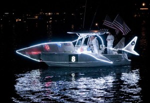 "Best Powerboat 23-31 feet, ""Top Gun"""