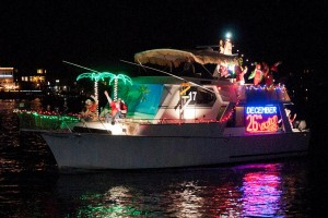 """Best Powerboat 31 feet and over,   """"Santa's on Vacation/December 26th"""""""